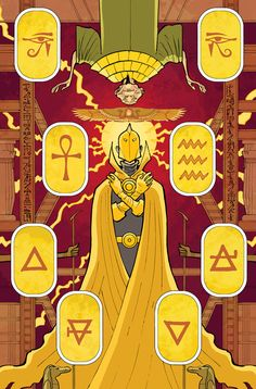 Doctor Fate - Sonny Liew