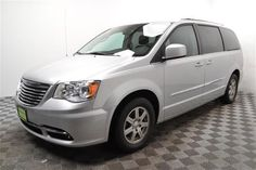 2011 Chrysler Town & Country, 88,120 miles, $13,990.