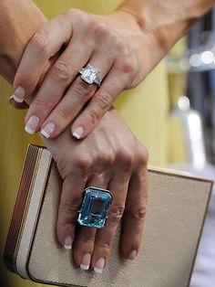 Kate Hudson / engagement ring