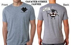 Counter Strike Coffee - Black Coffee Matters.