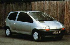 OG | 1992 Renault Twingo Mk1 - Project X06 | Final design proposal
