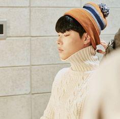 Ryu Jun Yeol cr. Beanpole Official Instagram