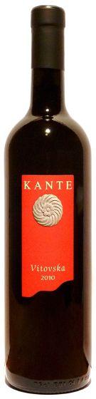 Friuli Wine & Food | Prodotti | Vitovska 2010 Kante