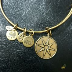 Star of Venus Bracelet In very good condition Alex and Ani 2014 edition. Very pretty. Comes with the card.  Please, no trading. Alex & Ani Jewelry Bracelets