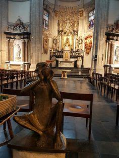 Church of Notre-Dame de Bon Secours, Belgium