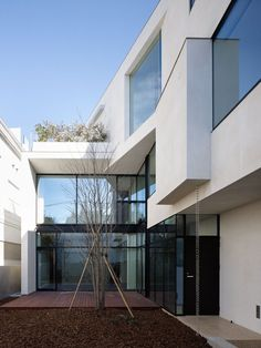 N House, Tokyo, 2012 #architecture #japan #house