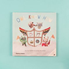 Owl Know How - Meet Isobel and Cat! - The Design Files Messy Room, Owl Patterns, Cool Books, The Design Files, All Things Cute, Cute Owl, Toy Store, Book Worms, Childrens Books
