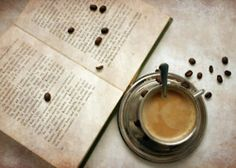 Books and coffe