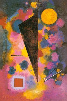 Resonance Multicolore - Wassily Kandinsky - IG 7379