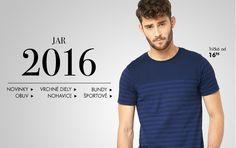 Pánska móda JAR 2016
