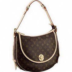 a9df0081b05 2013 Popular Shoulder Bags And Totes Monogram Canvas Louis Vuitton Tulum GM  Brown. Lv HandbagsCanvas ...