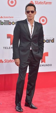 Premios Billboard´s Latinos Marc Anthony
