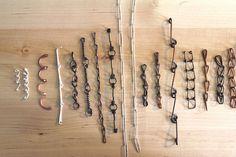 Handmade chain links