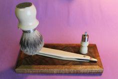Bill Ellis custom straight - kit and caboodle Custom Straight Razors, Kit