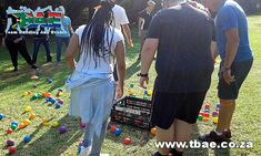 North West University Leadership Outcome Based team building event in Vaal Triangle, facilitated and coordinated by TBAE Team Building and Events North West University, Team Building Events, Leadership, Triangle, Base, Fashion, Moda, Fashion Styles, Fashion Illustrations