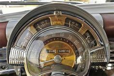 1950 CHRYSLER WINDSOR DASH
