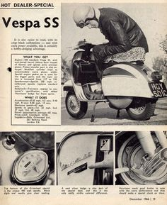 The Transportation Revolution – New Orleans Since 1946 Vespa has lived on from one generation to the next, subtly modifying its image each time. Description from scoteru.com. I searched for this on bing.com/images
