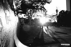 Ivan Silva - Wallride - Praça das Aguas