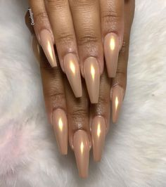 "8,241 Likes, 62 Comments - Chaun P. 🇰🇭 (@chaunlegend) on Instagram: ""Gold Pearl for @ohmy_janai its like hilighter makeup for the nails lol"""