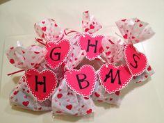 Heart Tags #tags #Cricut
