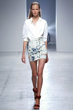 364 best fashion week ss 2014 images on pinterest spring for Garage ad paris