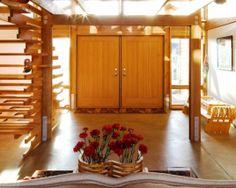 Modern Wooden House Interior Decorating Ideas
