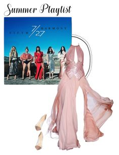"""Summer Playlist: 7/27"" by annasinger ❤ liked on Polyvore featuring art and Summerplaylist"