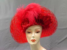 loralie+dress+cards   Kentucky Derby Hat, Red Hat Society Hat, Del Mar, Preakness, Belmont ...