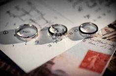 style me pretty - real wedding - canada - vancouver wedding - wedding rings