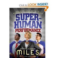 Amazon Look Inside Superhuman Performance Book One