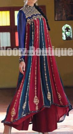 blue-pink-boutique-party-wear  source: http://pakifashion.com/party-wear-indian-pakistani-dress-design/