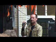 Oude tijden herleven met Uno Dos Tres van Ronnie van Bemmel Bomber Jacket, Van, Vans, Bomber Jackets