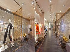 Pinko boutique by Studio Matteo Colla, Guangzhou – China » Retail Design Blog