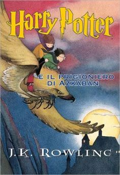 #HarryPotter #ThePrisonerOfAzkaban #Book #J.K.Rowling