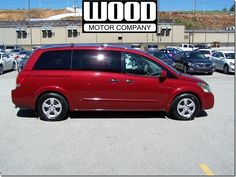 This 2007 Nissan Quest belongs to Sherry Wallace, of Harrison, Arkansas. September, 2013.