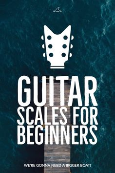 10 Essential Guitar Scales for Beginners Guitar Scales for beginners. 10 Essential scales for beginning guitarists. Includes free PDF mini-book lesson in TAB and standard notation. Beginner Guitar Scales, Guitar Chords And Scales, Learn Guitar Chords, Easy Guitar Songs, Acoustic Guitar Lessons, Guitar For Beginners, Guitar Tips, Acoustic Guitars, Music Theory Guitar