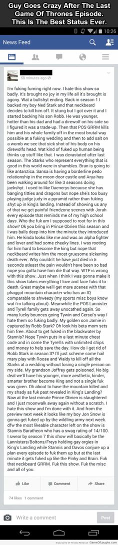 game of thrones crazy king