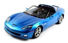 Officially Licensed Licensed Chevy Corvette C6 GS Electric RC Car 112 RTR Colors May Vary Big Size Authentic Body Styling by Velocity Toys *** Be sure to check out this awesome product.