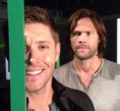Jensen and Jared