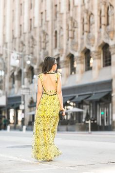 Golden Summer :: Floral maxi & Gold details :: Outfit :: Dress :: Free People (love this fringe maxi dress too!) Shoes :: Stuart Weitzman (also adore these Rebecca Minkoff nude sandals) Bag :: DVF Accessories :: Karen Walker sunglasses, cuff (similar here & here) PUBLISHED: July 29, 2016