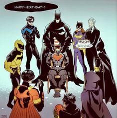 Robin Comics, Nightwing, Batgirl, Batman Family, Jason Todd, Red Hood, Dc Universe, Geek Stuff, Comic Books