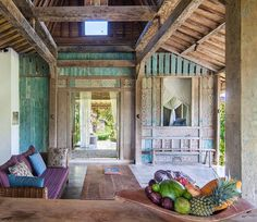House in Ubud, Indonesia. Nestled in some of the last preserved rice paddies of Penestanan, our transformed joglos (100 year old teak structures) are carefully designed to be in touch with nature.  If Passiflora is full check Marguerite https://www.airbnb.com/rooms/866341 ...