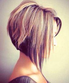 hair colors hair cuts for short hair