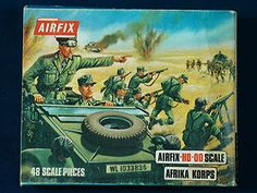 {Searching for kids toy tips? German Soldiers Ww2, Toy Soldiers, Small Soldiers, Plastic Model Kits, Plastic Models, Childhood Toys, Childhood Memories, Vintage Toys 1970s, 1970s Toys