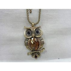Owl fashion pandent - Online Shopping for Necklaces by baba craft