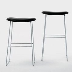 Cappellini Stools By Jasper Morrison - modern - bar stools and counter stools - other metro - Unicahome