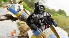 10 Things We Want To See at Disney's 'Star Wars' Land