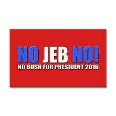 No Jeb, No!