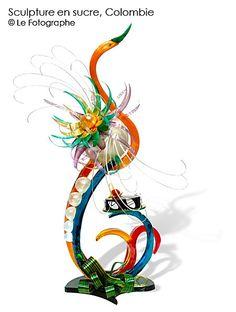 columbia-sugar sculpture
