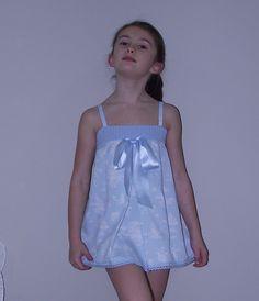 Vestido Amelie, de Mónica Rodríguez para Lan Fairy